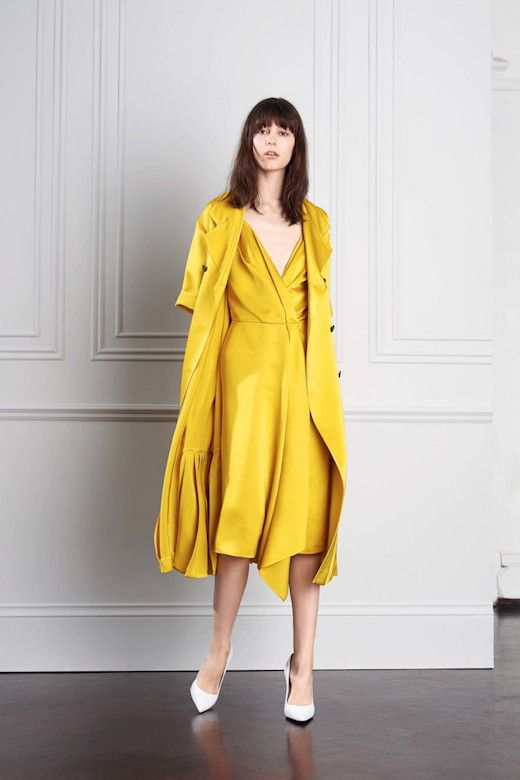 Виктория Бэкхем представила новую коллекцию - журнал о моде Hello style