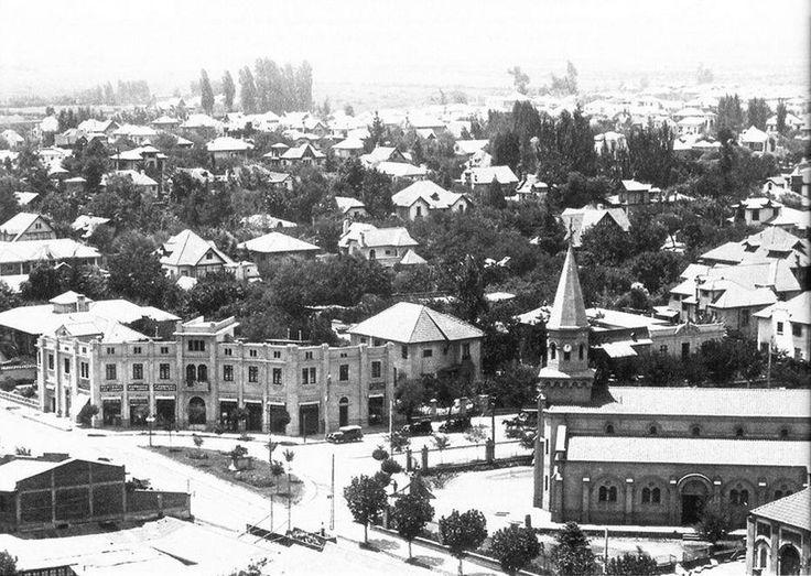 Providencia con Los Leones, 1930