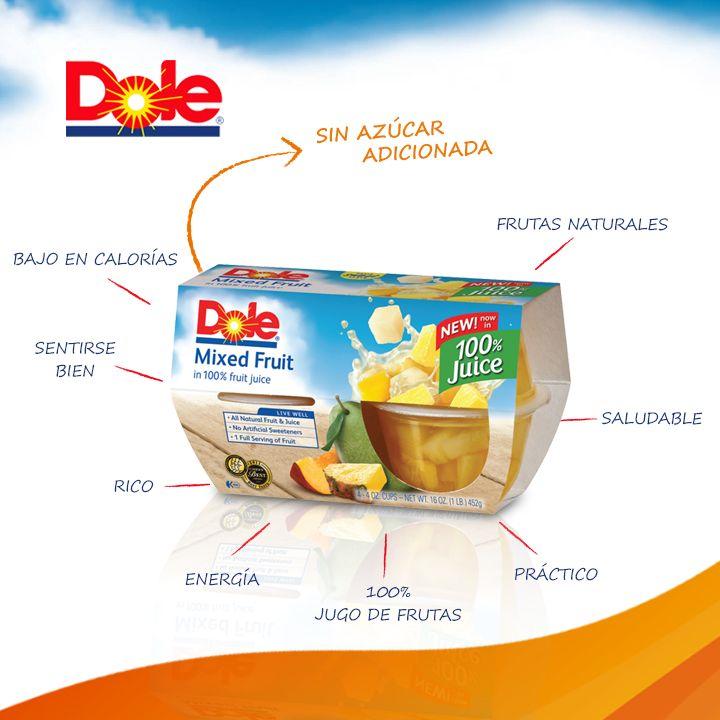 Dale con un snack diferente #DaleConDole