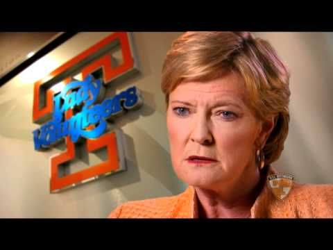 The Pat Summitt Story: Tyler and Pat Summitt.  I LOVE THIS VIDEO its so awesome!!! Couldnt imagine having to be a team to play against any team she coaches!!!! Just amazing :)