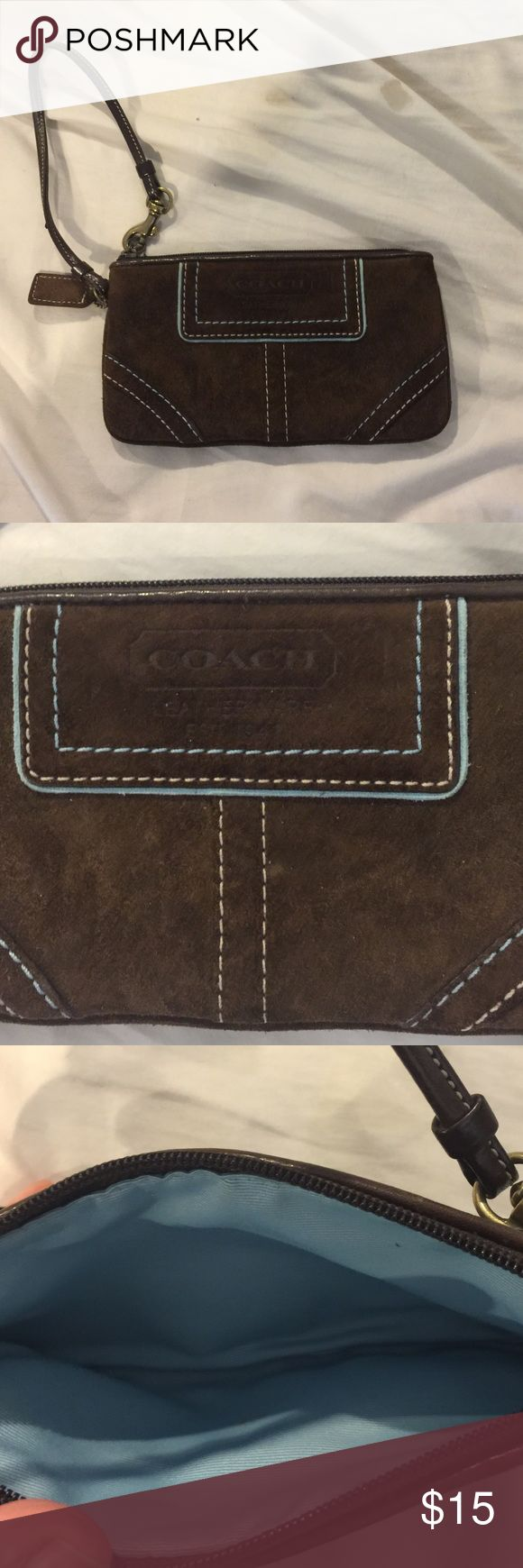 Coach clutch Box53D Coach Bags Clutches & Wristlets