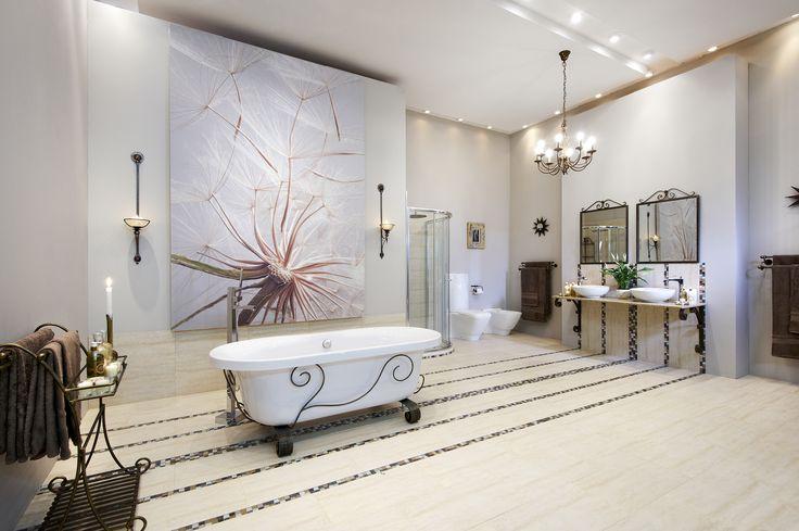 a big beautiful bathroom #massive #big #bathroom #bathroombizarre #beautiful #bath #toilet #tiles #style