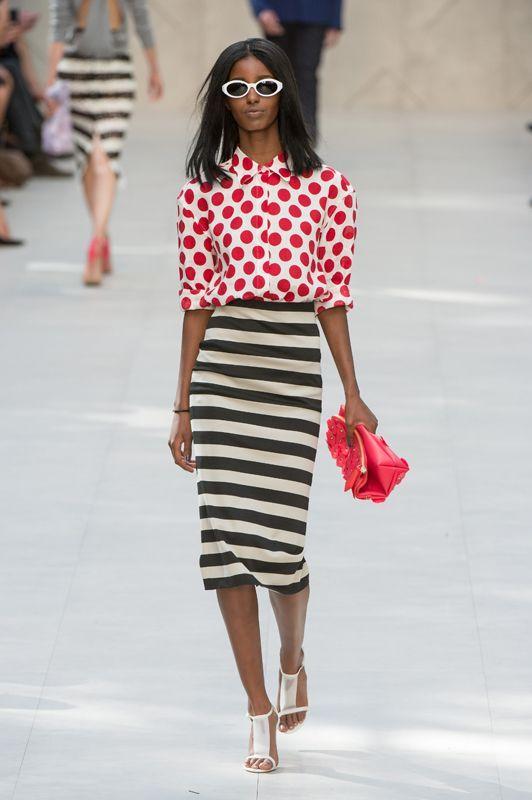 Burberry Prosum - London Fashion Week Primavera Verano 2014