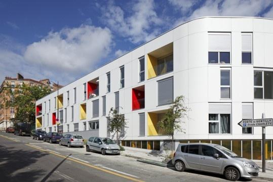 42 logements sociaux, Paris, Agence Valero Gadan - Realisation
