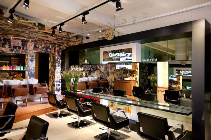 Awesome Salon Modern Evintage Ideas - House Design ...