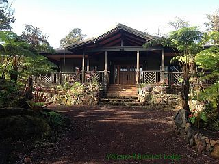 PRIVATE+3-ACRE+CRAFTSMAN+ESTATE,+CLOSE+TO+NATIONAL+PARK,+3+LUXURY+SUITES,HOT+TUB+++Vacation Rental in Volcano from @homeaway! #vacation #rental #travel #homeaway