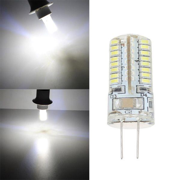 G4 Led Bulbs White 3w 60smd 3014 Corn Light Ac 220 240v Led Bulb Led Light Bulb Led Light Bulbs