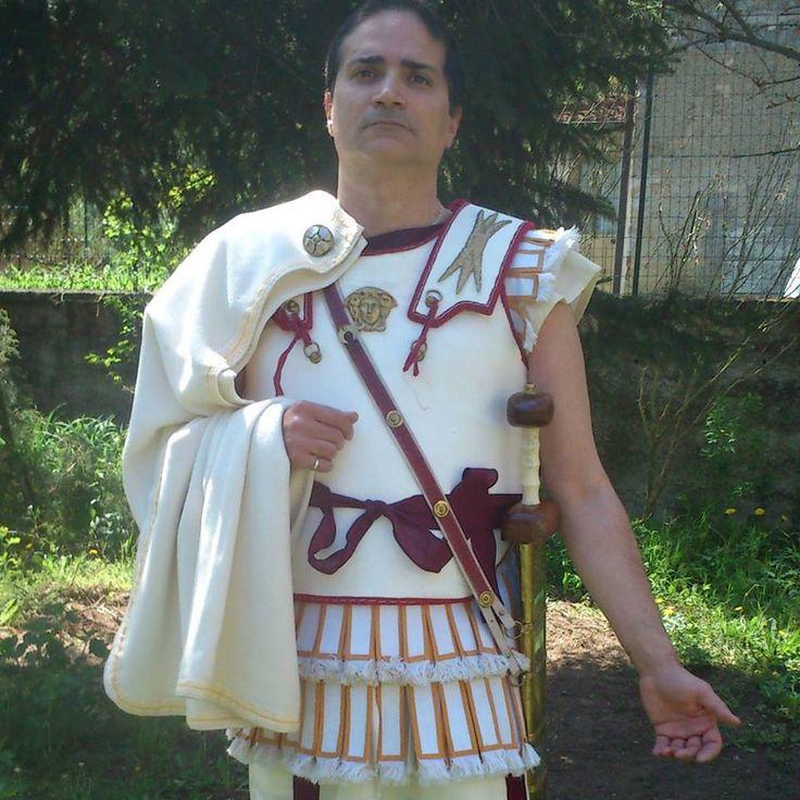 Martius Atilius Alacer.Panoply of roman high officer.I sec. B.C -I sec A.D