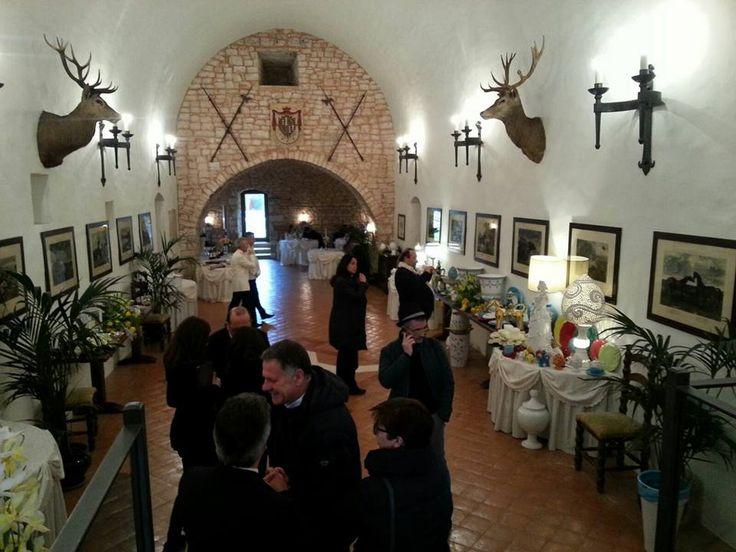 Castello Marchione - Conversano (BA) (Italia) (www.castellomarchione.com; Facebook: Castello Marchione). Degustrazione sposi 2016: foto 003