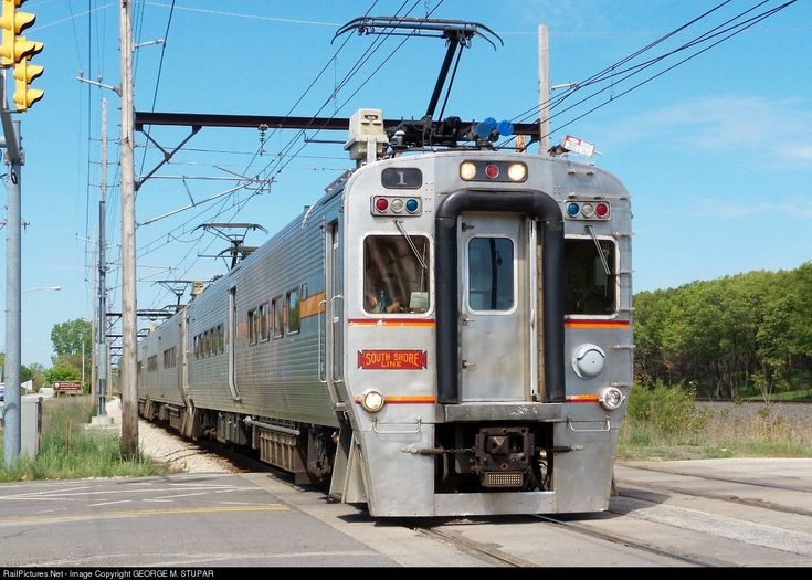 17 best images about chicago south shore and south bend for Railpictures