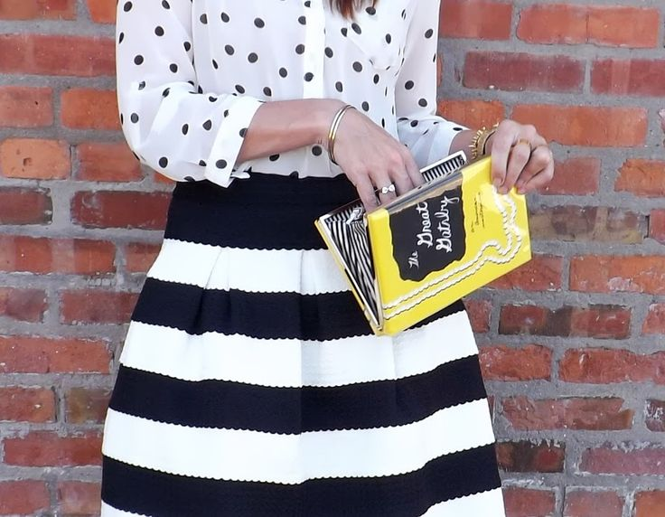 Kate Spade book clutch, The Great Gatsby.