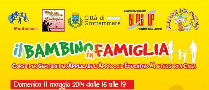 Corso Montessori per genitori a Grottammare (AP)