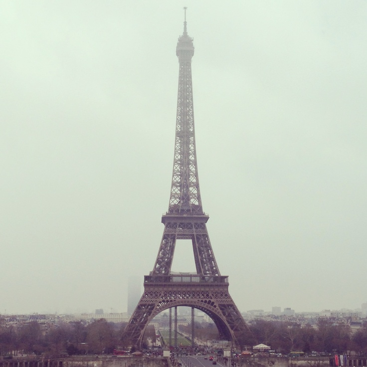 The Eiffel Tower :)