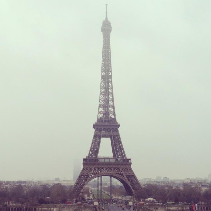 The Eiffel Tower :)