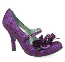 Perfect Cool Plum Colored Shoes