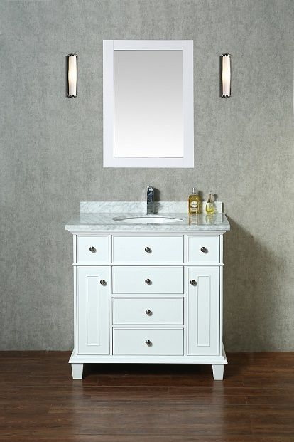 36 Bathroom Vanity Gray: 17 Best Ideas About 36 Inch Bathroom Vanity On Pinterest
