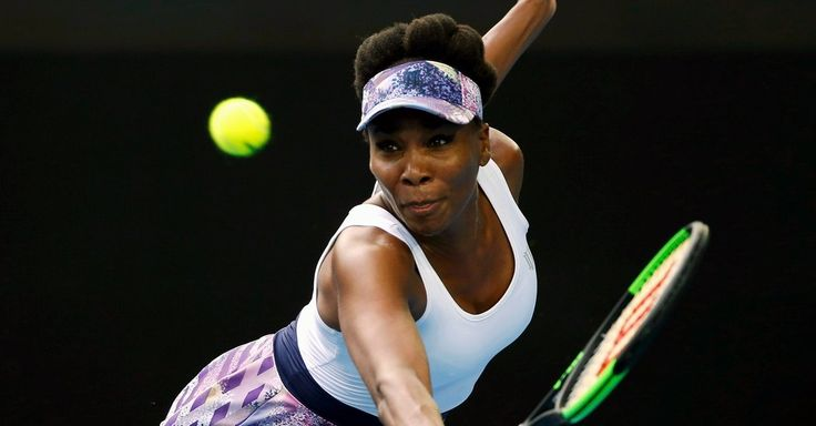 Venus Williams Jokes About Age but Is Serious About Winning