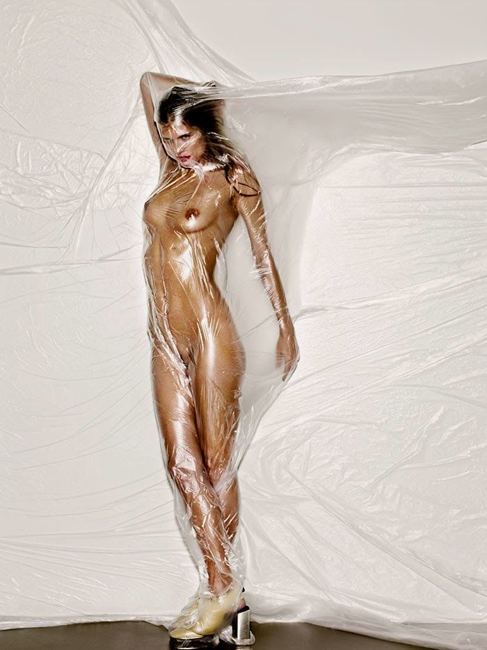 Malgosia Bela Shot by Bryan Adams For Zoo Magazine