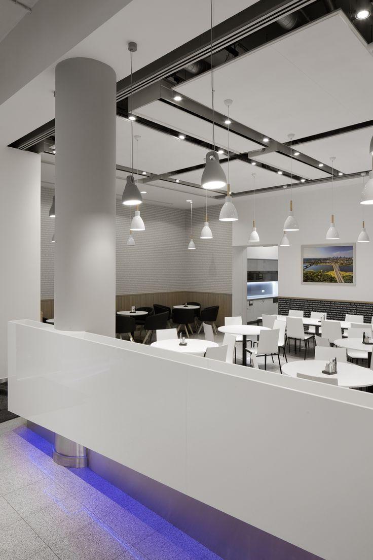 Projekt i realizacja strefy wejściowej Bauer Media