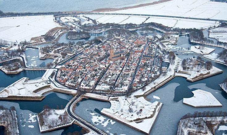 Naarden, Netherlands.
