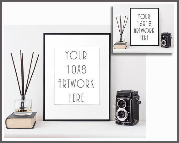 Best Free 10x8 Frame Mockup Thin Black Frame Mockup Photo Frame Psd Free Psd Mockup Template Mockup Free Psd Free Packaging Mockup Free Psd Mockups Templates