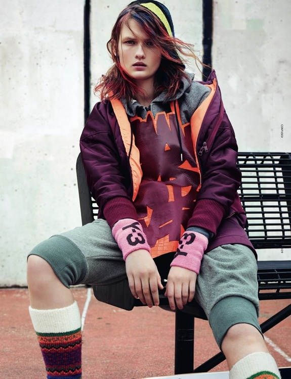 """before you kill us all: EDITORIAL Dazed & Confused August 2012 """"She Was A Skater Girl"""" Feat. Lara Mullen by Sharif Hamza"""