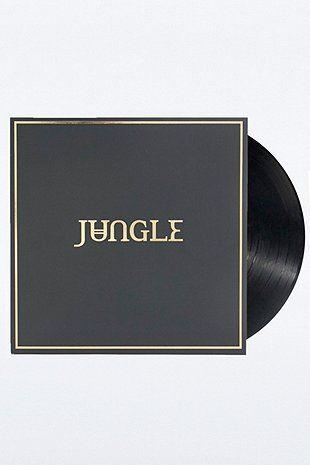 Jungle: Jungle Vinyl Record