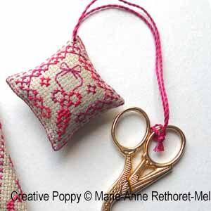 Tiny Scissors Needlework Accessories
