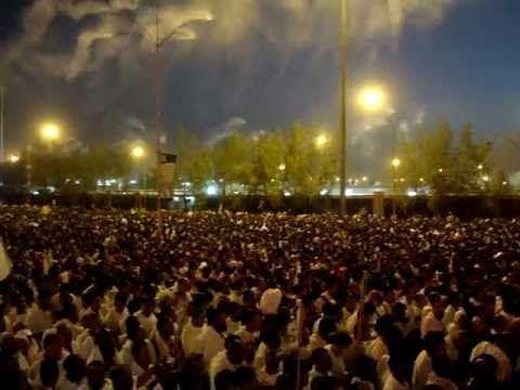 Hajj 2011 - Arafat Day - Sea of People
