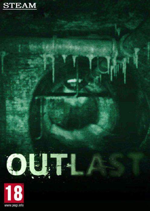 Outlast (STEAM GIFT) DIGITAL