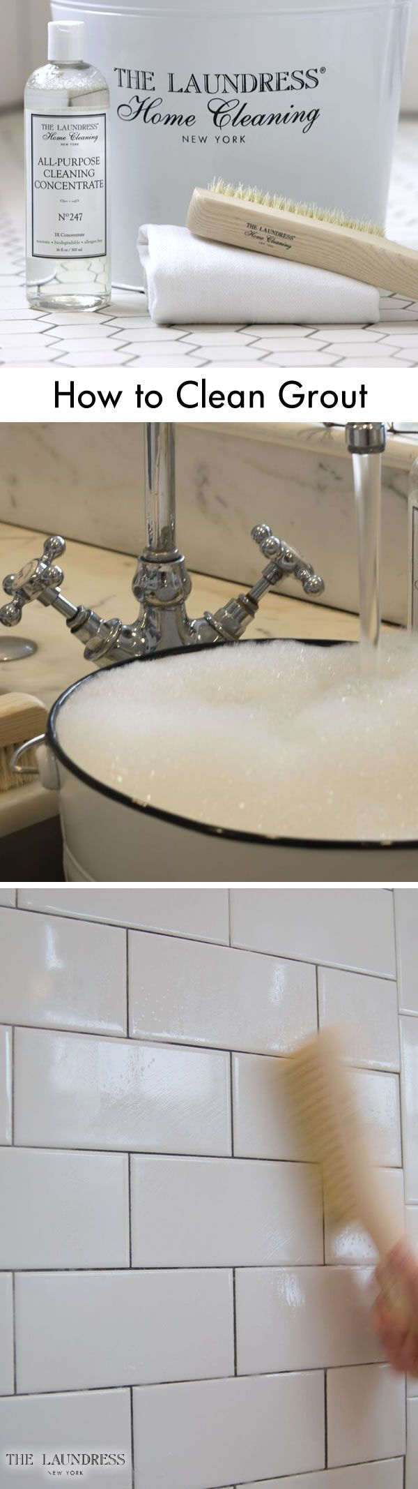 Best Home Cleaning How Tos Images On Pinterest - Remove stains from bathroom sink