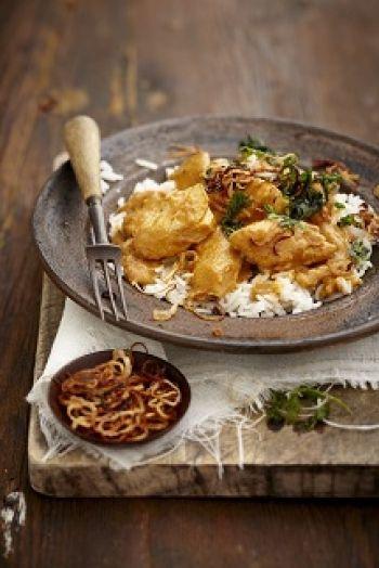 Indian Chicken Curry recipe on www.nomu.co.za