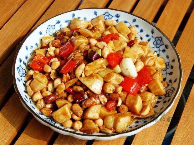 Sugongbao chicken