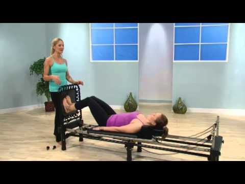 ▶ AeroPilates Cardio Rebounder - YouTube