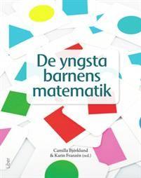 Den svenska förskolan är en pedagogisk verksamhet med en egen läroplan där matematik är ett tydligt framskrivet målområde. De yngsta barnen i förskolan ska därför erbjudas möjligheter att utveckla sin förståelse för matematik. Vardagen erbjuder oändliga möjligheter till detta, men möjligheterna måste synliggöras av kompetenta och kunniga pedagoger.Läs merVad innebär matematik och att matematisera för Alex, Intira, Hugo, Sara och andra ett-, två- och treåringar i förskolan? Det vill…