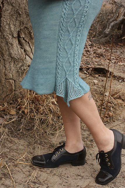 Ravelry: Chic in the City pattern by Brooke Nico