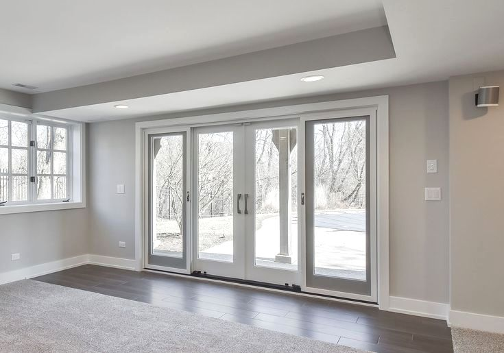 Basements That Are Under Your Main Floor Don T Necessarily Mean That They Are Completely Underground Hav Basement Remodeling Basement Bedrooms Basement Design