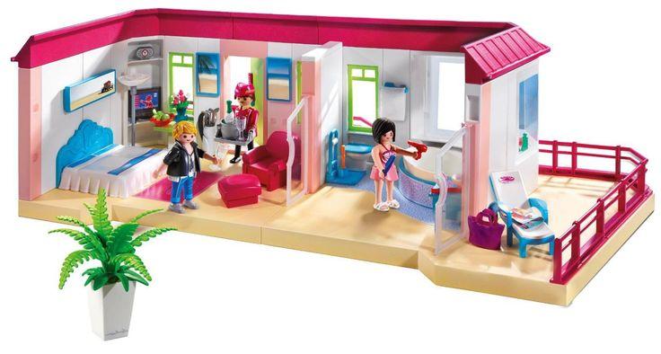 Playmobil PLAYMOBIL, Отель: Номер люкс