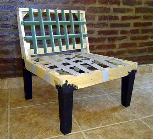 Fábrica de sillas materas o poltronas | sillasmateras.com.ar
