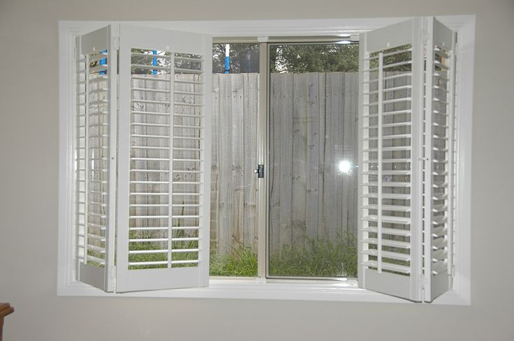plantation shutters for a sliding door (by stormygirl)