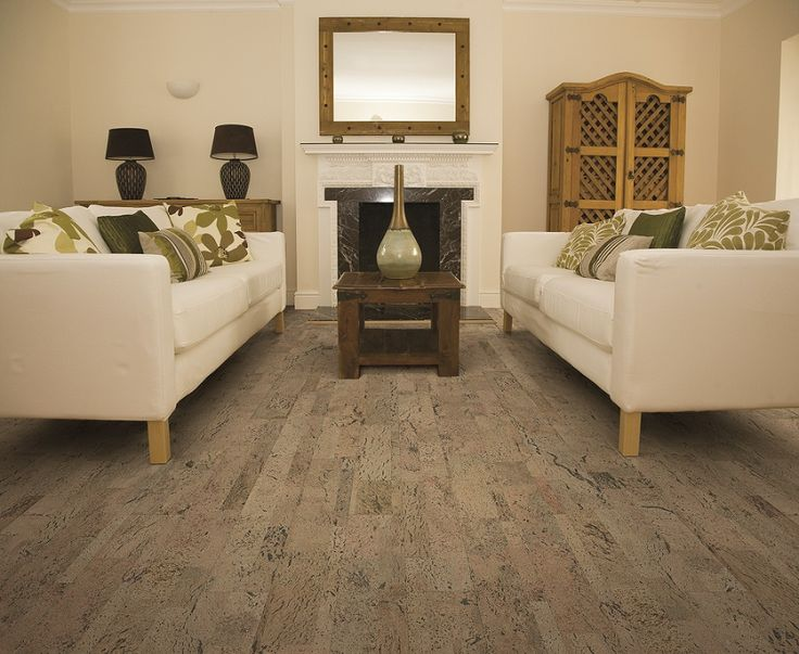 Cork Deco Flooring Collection