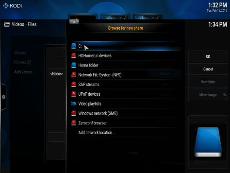 how to set up kodi for free tv chanels
