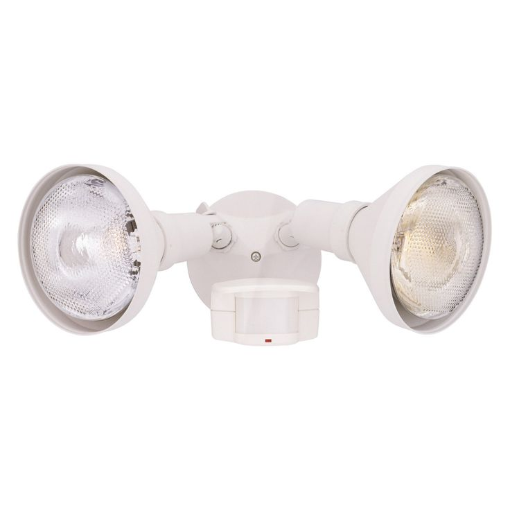 Designers Fountain Outdoor P218C Area and Security 180 Degree Motion Detector Light - P218C-06