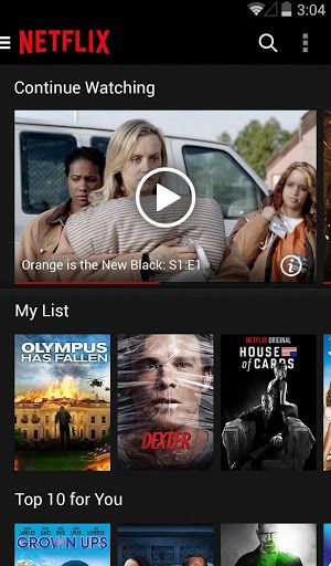 Netflix v4.15.0 build 14917   Netflix v4.15.0 build 14917Requirements:4.4Overview:Netflix is the worlds leading subscription service for watching TV episodes and movies on your phone.  Description This Netflix mobile application delivers the best experience anywhere anytime.  Get the free app as a part of your Netflix membership and you can instantly watch thousands of TV episodes & movies on your phone.  If you are not a Netflix member sign up for Netflix and start enjoying immediately on…