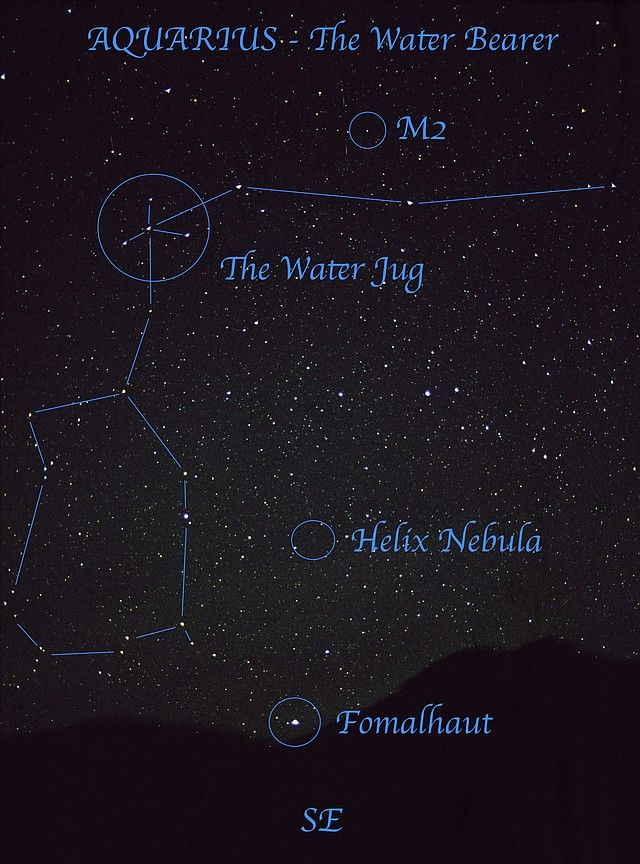 Look for the watery constellation of Aquarius filling the southeastern sky. Aquarius features the easy-to-find asterism known as the Water Jug. Jimmy Westlake's Celestial News column appears Tuesdays in the Steamboat Today. #Astrology #Aquarius #SteamboatSprings #Steamboat