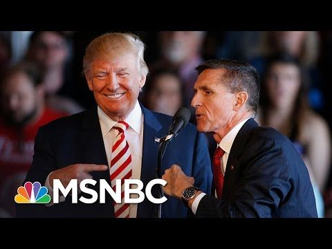 The Trump White House actually DID do a background check on Michael Flynn