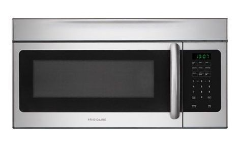 Best over the range microwave no. 5. Frigidaire FFMV164LS Over-The Range Microwave. If we've hit your sweet spot as far as price ($250, closer to $200 at the times it's on sale) but you'd prefer more features rather than a larger oven, this Frigidaire model is one to look at.