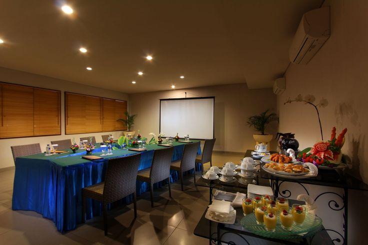 Meeting room at The Oasis Lagoon Sanur, Bali.