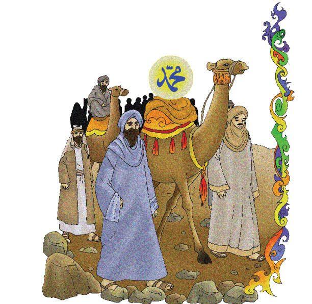 Aba Walid Menyembah Tuhan Bergantian
