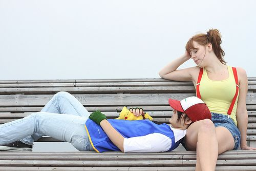 Cosplay - Pokemon.